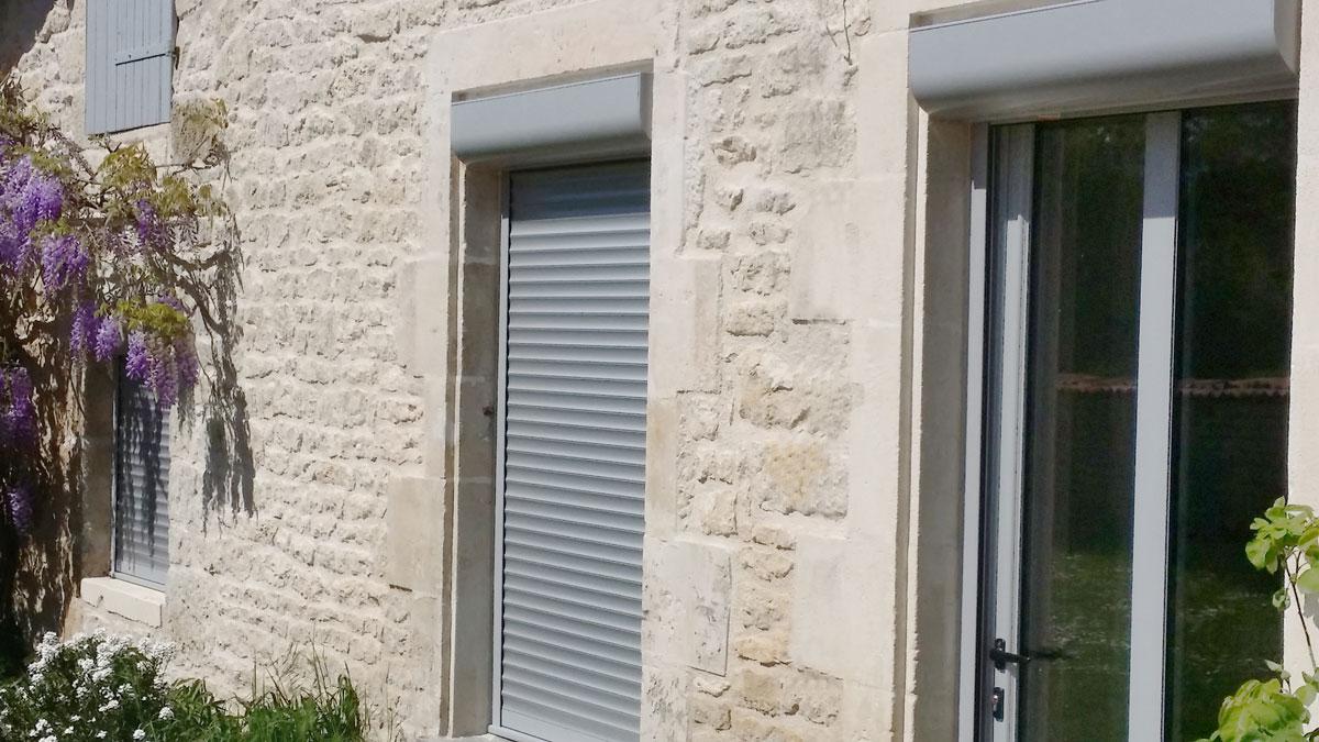 Volets Roulant - Gamme des volets - Loire Menuiseries Services
